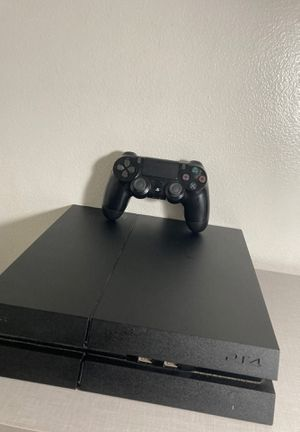 Ps4 (Used) With Controller for Sale in Miami, FL
