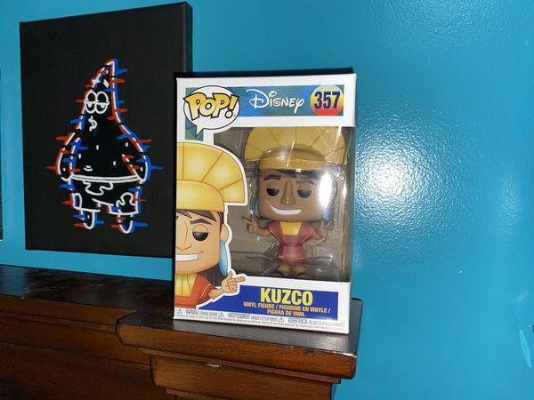 Funko Pop! Disney Emperor's New Groove: Kuzco