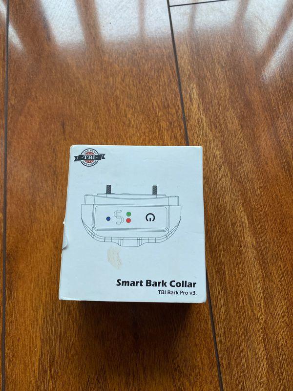 Smart Bark Collar!
