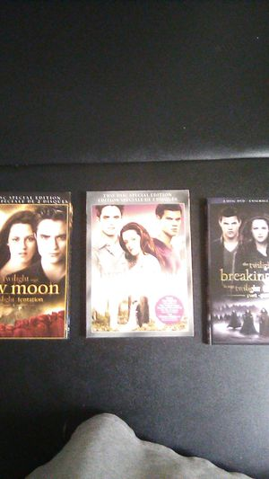 Twilight Movies for Sale in Riverside, CA