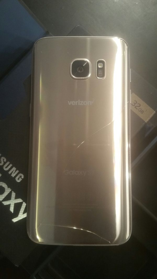 Verizon Samsung Galaxy 7