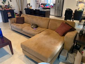 Couch and Chair For Sale for Sale in Kendall, FL