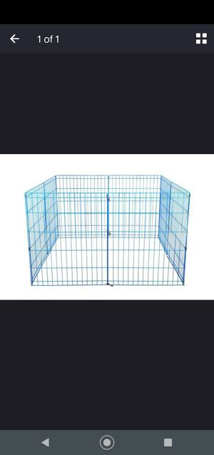 Small Dog Kennel for Sale in Albuquerque, NM