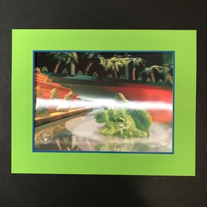 Disney's Flubber, Exclusive Commemorative Lithograph with it's original envelope, NEW for Sale in Bethesda, MD