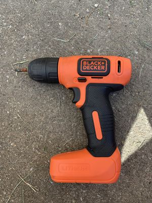 Black and Decker 8 volt power tool for Sale in Hendersonville, TN