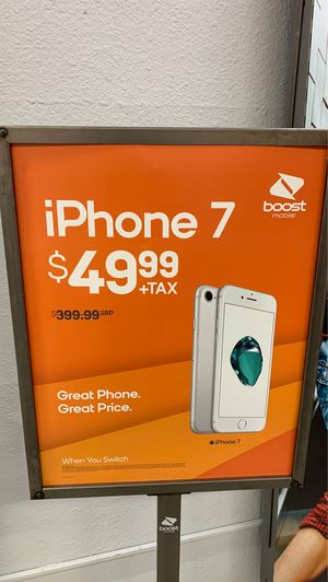 iPhone 7 for Sale in Orlando, FL
