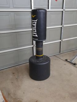 Everlast Powercore Punching Bag for Sale in Clovis,  CA