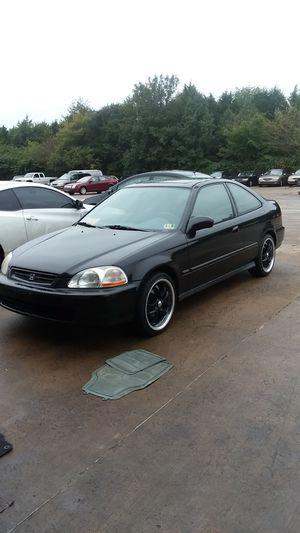 97' Honda Civic Ex Vtec for Sale in Manassas, VA