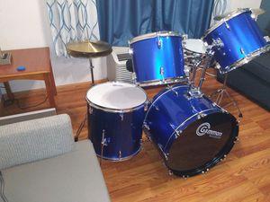 Gannon drum set for Sale in Houston, TX