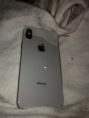 iPhone X for Sale in High Point, NC