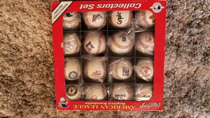 American League Baseballs 1998! Rawlings for Sale in Union City, CA