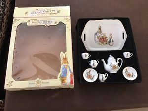 NEW- the world of Beatrice Potter- Peter Rabbit for Sale in Buckeye, AZ