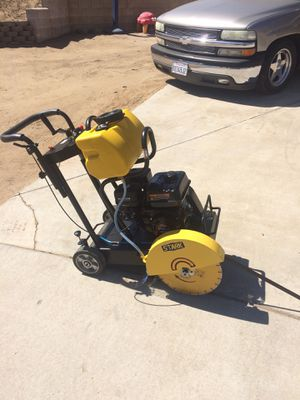 Concrete saw for Sale in Riverside, CA
