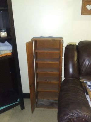 Small shelf with doors for Sale in Nashville, TN