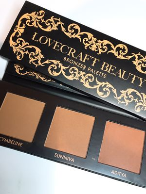 Lovecraft Beauty bronzer palette for Sale in Los Angeles, CA