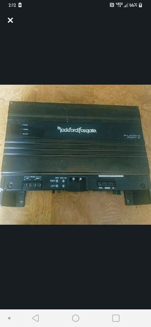 Rockford Fosgate Punch 550.2 for Sale in Oak Ridge, TN