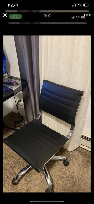 Computer chair up for sale! for Sale in Redmond, WA