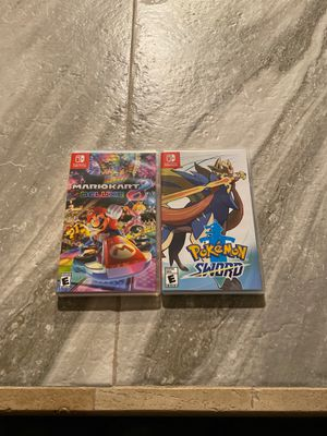 Nintendo switch games for Sale in Layton, UT