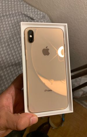 iPhone XS Max Gold 512 GB Unlocked for Sale in Gulfport, MS