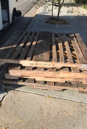 Wood Pallets for Sale in San Jose, CA