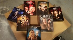Complete buffy the vampire slayer 7 season dvd for Sale in Torrance, CA