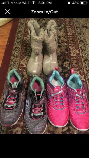 Girls shoes size 12 for Sale in Springfield, VA