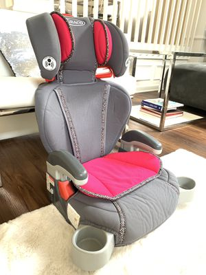 Girls Car Seat Booster Seat 3 levels Adjustable Graco for Sale in FL, US