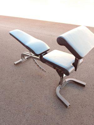 WEIDER stand alone weight bench for Sale in Phoenix, AZ