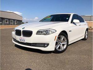 2013 BMW 5 Series for Sale in Clovis, CA