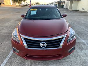 2014 NISSAN ALTIMAI/104K MILES/ REBUILT TITLE for Sale in Garland, TX