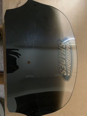 Memphis shades 7 inch windshield for Sale in Mount Laurel Township, NJ