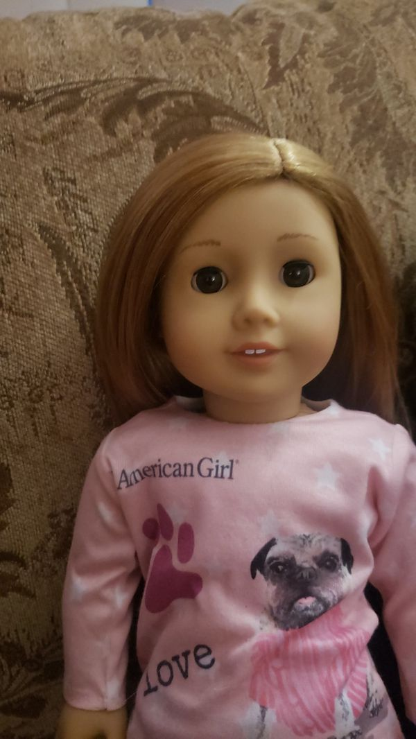 American girl doll #35 discontinued