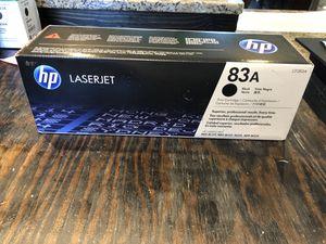 NEW HP 83a LASER JET CARTRIDGE nib for Sale in Chesapeake, VA