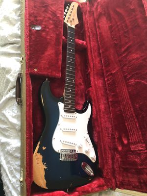 Relicd Stratocaster Guitar for Sale in Berkeley, CA