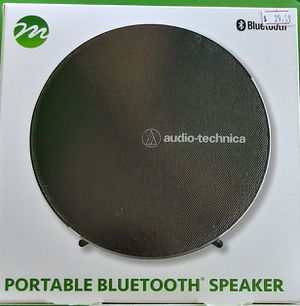 Audio-technica Portable Speaker for Sale in South Charleston, WV