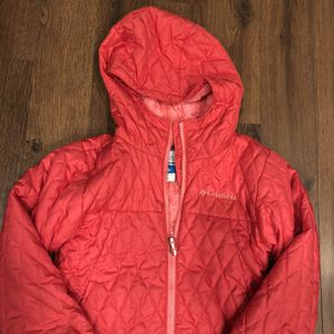 Girls Columbia Coat - Size Extra Small Or 4:5 for Sale in AZ, US