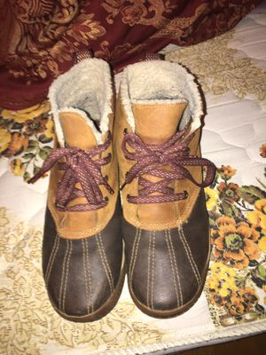 Timerbland duck boots sz 9 for Sale in Victoria, VA