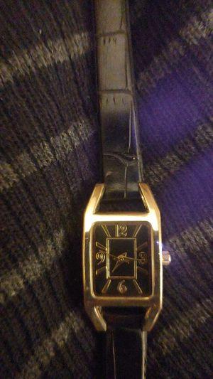 Gold tone watch for Sale in Bellevue, WA