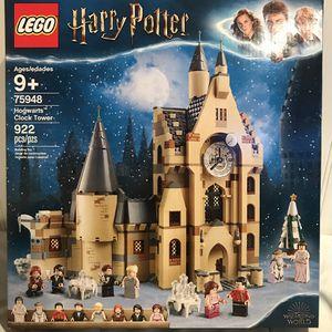 Lego Harry Potter Hogwart Clock Tower for Sale in La Puente, CA