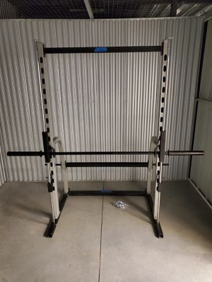 Smith machine power rack commercial for Sale for sale  Denville, NJ