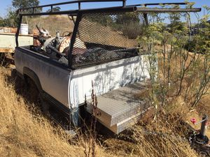 Chevy truckbed trailer for Sale in Livermore, CA