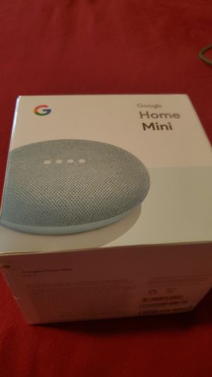 Google Home Mini (Factory Sealed) for Sale in Neenah, WI