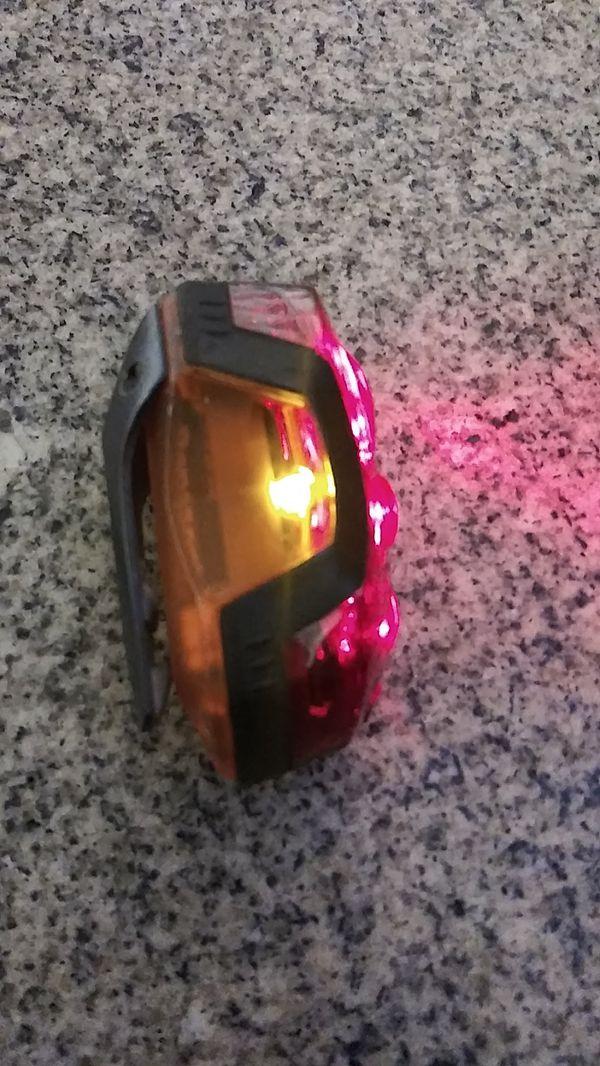 Bike light back
