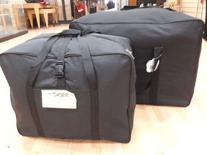Square duffle bags, different sizes, prices vary from $9.99 to 16.99 depending on the size. for Sale in Miramar, FL