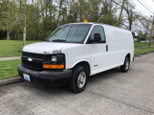 2004 Chevy express for Sale in Seattle, WA