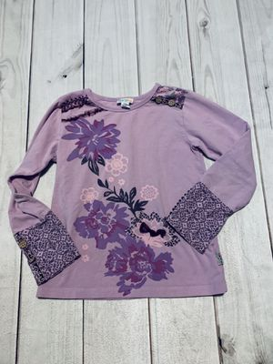 Used, Purple Naartjie Top - Size 8 for Sale for sale  Eden, NC