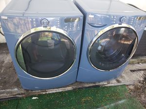 Applaince Kenmore washer and dryer set for Sale in Hollywood, FL