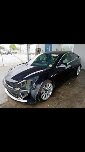 For parts Tesla model 3 parting out oem part partes for Sale in Miami, FL