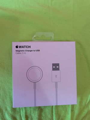 Apple Watch charger for Sale in North Haledon, NJ
