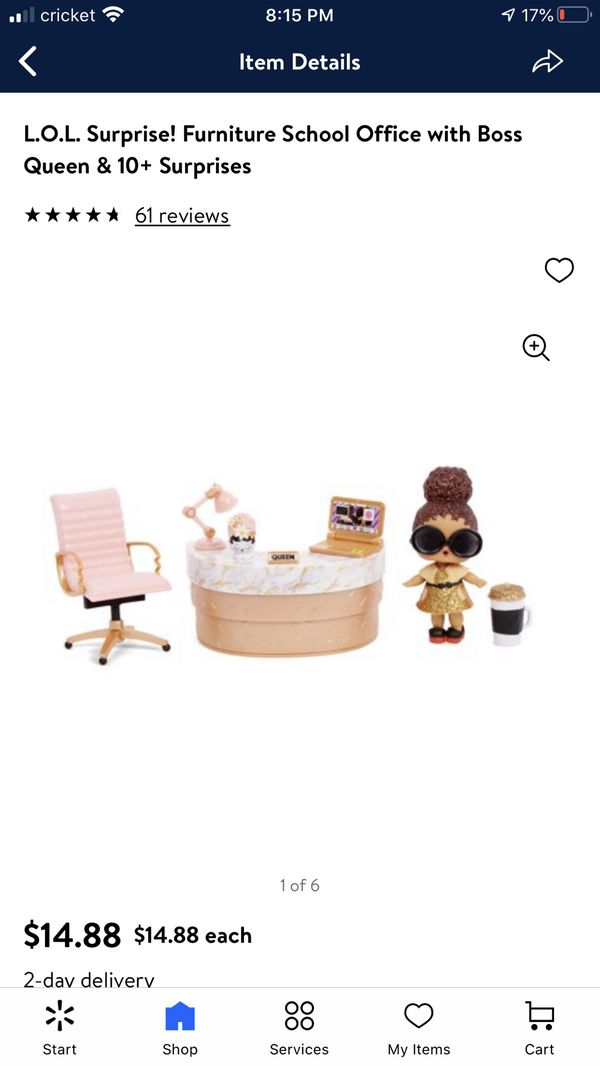 Lol Surprise Doll Included Furniture 10 Surprise